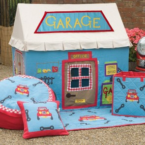 Garage Playhouse by Petit