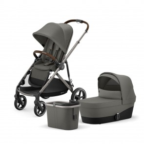 Gazelle S Pram with Carry Cot by Cybex