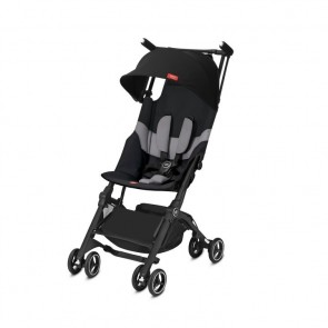 GB Pockit Plus Stroller - Velvet Black