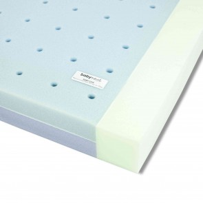 Cot Mattress DuoCore by Babyrest