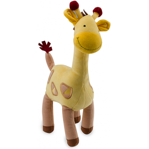 Zoofari Toy Giraffe by Lambs & lvy