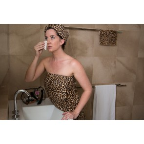 Glamour Essentials Leopard Beauty Pack by Bambury