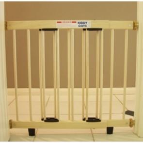 Kiddy Cots Door Barrier (DB1 - 62cm - 104cm) by Babyhood