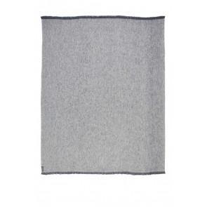 Granite Alpaca Throw Blanket by St Albans