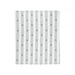 Arrow Stripe Grey Sheet Set by Scout