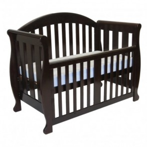 Grow With Me Sleigh 6 In 1 Cot by Babyhood