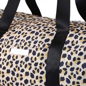Gym Bag Leopard by Escape To Paradise