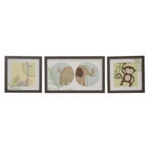 Habitat Wall Decor by Lambs & Ivy