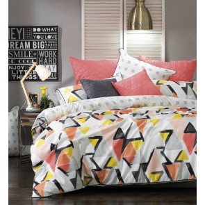 Hadley Quilt Cover Set by Bianca