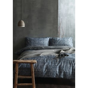 Haze Quilt Cover Set by Cloth & Clay Linen