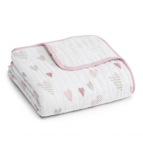 Heart Breaker Classic Dream Blanket by Aden and Anais