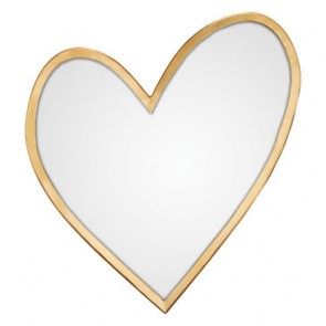 Heart Shaped Mirror by VTWonen