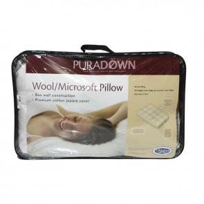 Hotel Quality Microsoft Pillow