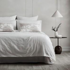 Houlby White Standard Pillowcase Pair by Sheridan