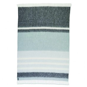 Mohair Hudson Throw Rug by St Albans