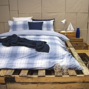 Wade Quilt Cover Set by Ardor