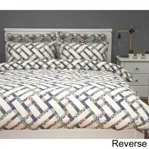 Corley Quilt Cover Set by Apartmento