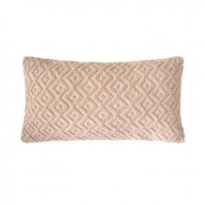 Ilka Cushion Nude by Bambury