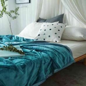 720 gsm Single Mink Blankets by Kingtex