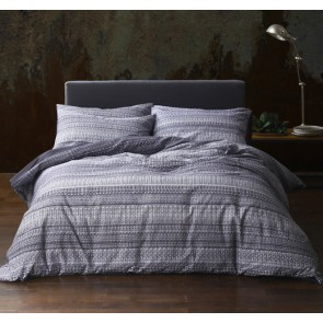 Inari Quilt Cover Set by Cloth & Clay Linen