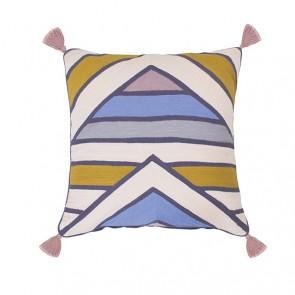 Ada square Cushion by Bambury