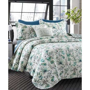 Island Dreams Bedspread by Classic Quilts