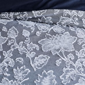 Jensson Midnight Quilt Cover Set by Sheridan