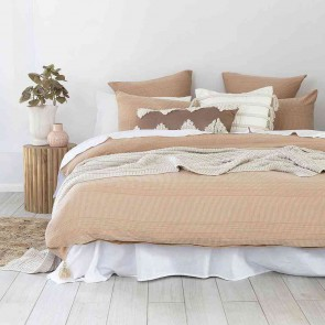 Juna Quilt Cover Set by Bambury