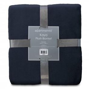 Kaya Plush Blankets by Apartmento