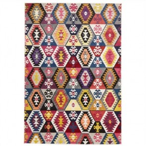Kelim Turkish Made Modern Rug by Unitex