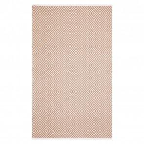 Kimberley Diamond Cotton Rug by FAB Rugs