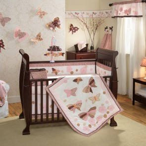 Butterfly Dreams Baby Bedding Set by Lambs & Ivy