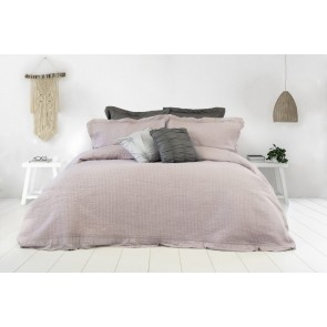 Flinders Washed Cotton Coverlet Set by Ardor
