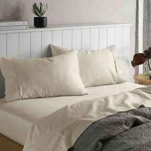 1500TC Cotton Rich Sheet Sets by Accessorize