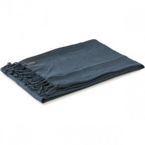 Linen Lucy Throw Rug by St Albans