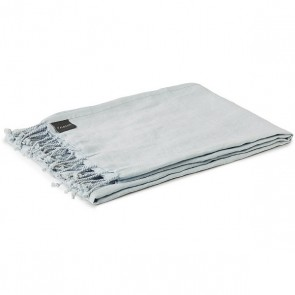 Linen Skye Throw Rug by St Albans