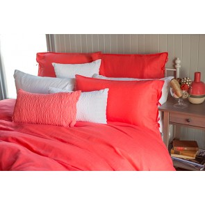 Linen Cotton King Quilt Cover Set by Bambury