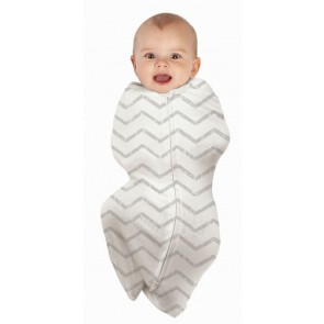 Lines Swaddlepouch by Baby Studio