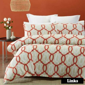 Links Quilt Cover Set by Phase 2