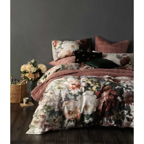 Lizzy Quilt Cover Set by MM linen