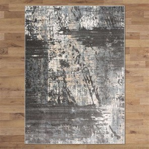 Lotus 2617 LT. Grey by Saray Rugs
