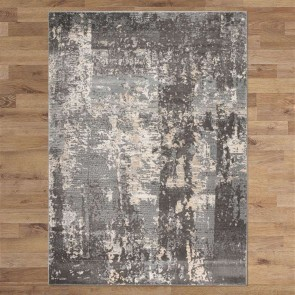 Lotus 2618 LT. Grey by Saray Rugs