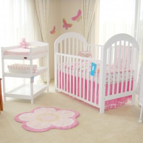 Luna V2 4 In 1 Cot by Babyhood
