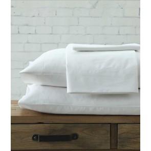 Maddon White Sheet Set by MM linen