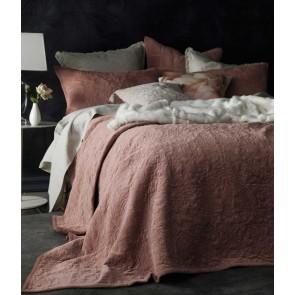 Mandel Bedspread Set Cedar by MM Linen