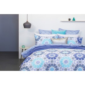 Marrakech King Quilt Cover Set by Bambury