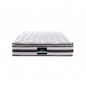 Normay Bonnell Spring Mattress 21cm Thick – Single by Giselle Bedding