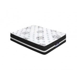 Donegal Euro Top Cool Gel Pocket Spring Mattress 34cm Thick by Giselle Bedding