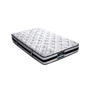 Rumba Tight Top Pocket Spring Mattress 24cm Thick by Giselle Bedding