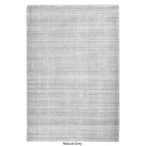 Medanos Grey Hand Woven Rug by Rug Republic